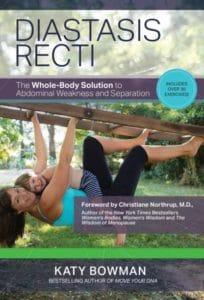 Couverture du livre de Katy Bowman : Diastasis Recti