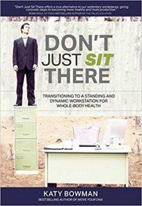 Couverture du livre de Katy Bowman : Don't just sit there