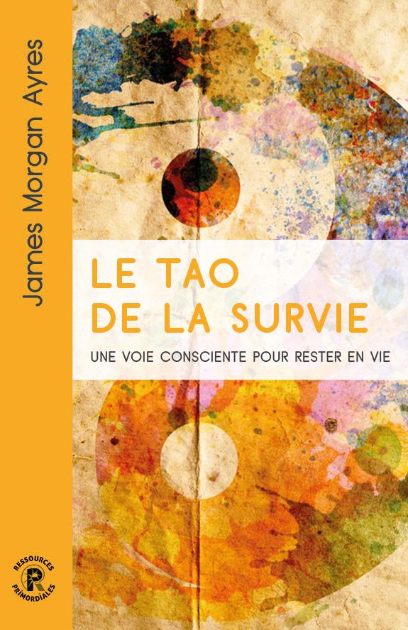 Le Tao de la survie - Couverture