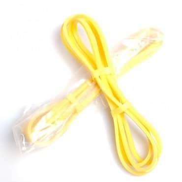 Bande élastique jaune