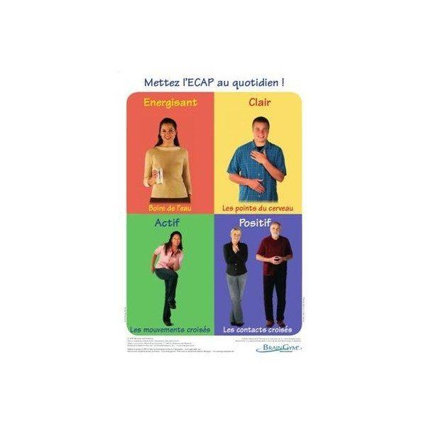 Affiche A2 ECAP adultes