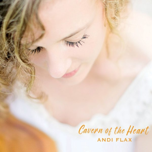 Cavern of the Heart - Andi Flax CD