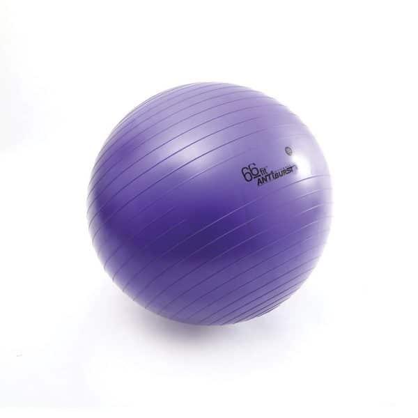 Ballon de gym de 55 cm