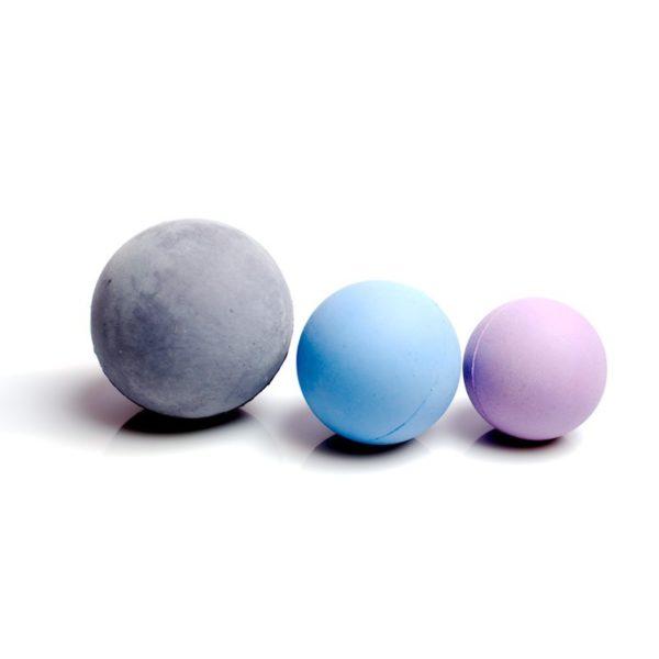 Balles alpha