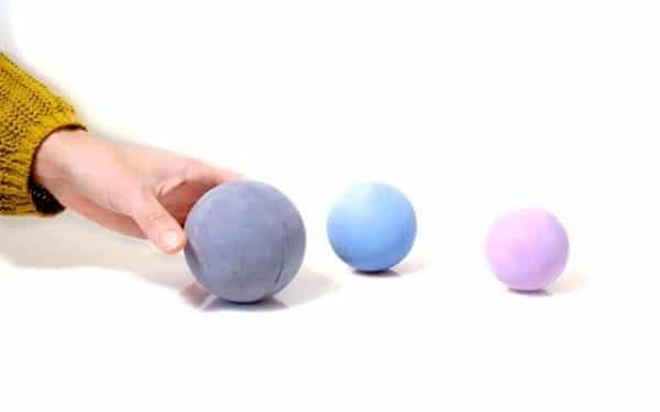 Balles d'auto-massage gros modèle - Gamma